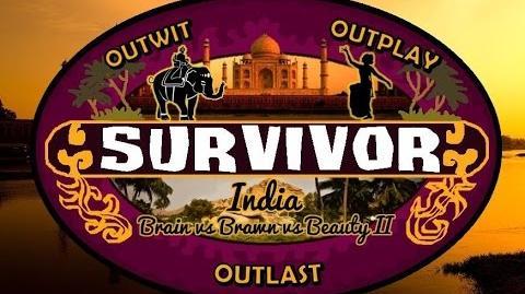 Survivor ORG 18 India (Spirit's Intro)