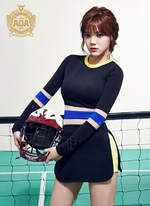 AOA Jimin Heart Attack photo