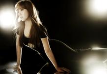 Girls' Generation Taeyeon Run Devil Run promo photo