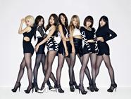 AOA Miniskirt promotional photo