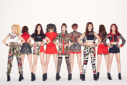 TWICE debut group teaser 1