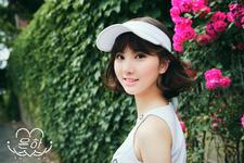 GFriend Eunha LOL Promo 2