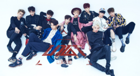 UP10TION group 2015