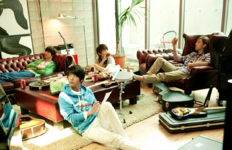 CNBLUE First Step 1 Thank You group promo photo