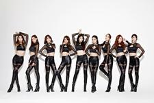 Nine Muses Glue group photo
