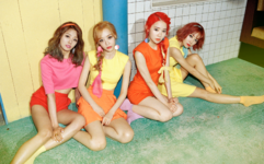 MelodyDay Color group photo
