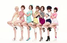 AOA Short Hair promotional photo