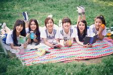 GFriend Flower Bud group teaser