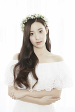 April Hyunjoo Snowman promotional photo