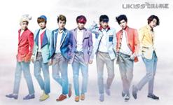 U-KISS Collage group photo