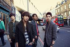 CNBLUE ReBLUE group promo photo