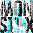 MONSTA X Shine Forever digital cover art