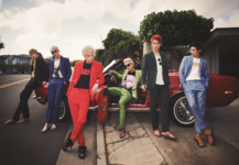 TEEN TOP Teen Top Class group photo