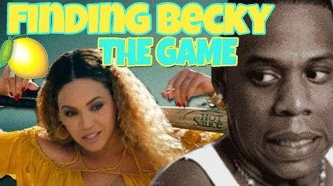 FINDING BECKY - THE GAME!
