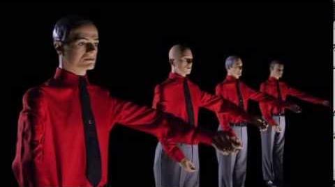 Kraftwerk - The Robots (2013 Version - Official Retrospective Video)