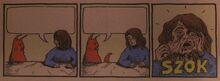 Comic-strip-szok