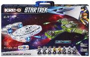 Klingon Starfleet Attack (TrU Exclusive)
