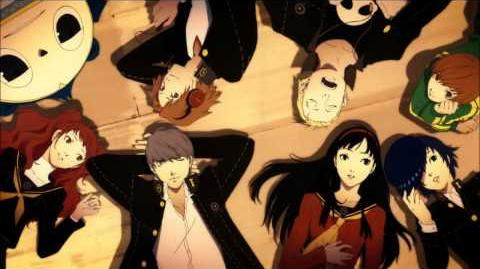 Never More -Reincarnation PERSONA4 - SMILE
