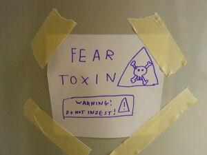 Fear Toxin