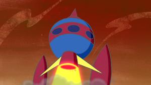 Krypto's Rocket