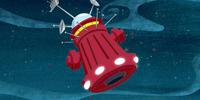 Dog Stars' Ship