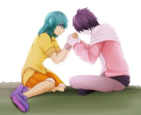 2-110 Leez and Yuta