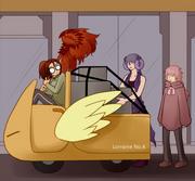 1-66 Lorraine's flying car