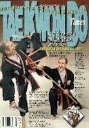 Taekwondo Times 09-2001