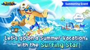 Surfing Star Summoning Event