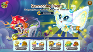 Summoning Event - Stardust Moth