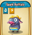 SparkBuffaloBaby