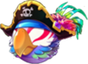 PirateCaptainParrotKFBall