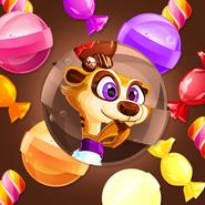 Candy - Chocolate Meerkat