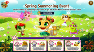Spring Summoning Event