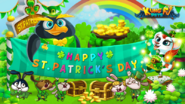 Event Island - St. Patrick's Day
