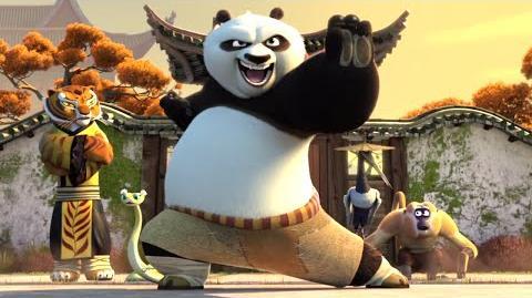 KUNG FU PANDA 3 - Official International Trailer 1 (2016) Jack Black Animated Comedy Movie HD
