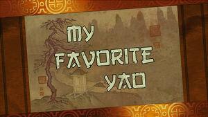 My favorite yao-41-2