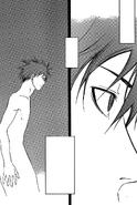 Akashi deep inside his consiousness