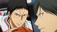 Moriyama vs Hyuga