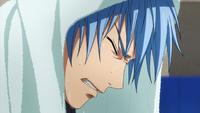 Kuroko cries