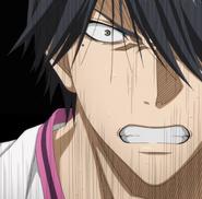 Angered Himuro