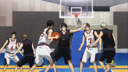 Izuki Seirin Vs Too