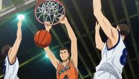 Otsubo dunking anime