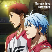Glorious Days Anime edition