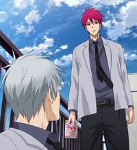 Mayu meets Akashi
