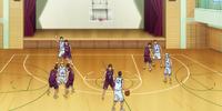 Teikō Junior High vs Komagi Junior High