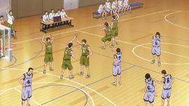 Senshinkan vs Nozomi