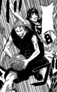 Wakamatsu rebound
