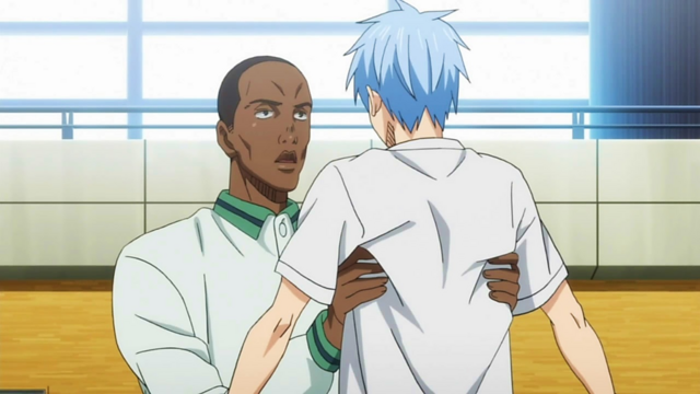 File:Dad picks up Kuroko anime.png