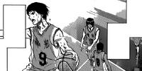 Kazami Junior High vs Teikō Junior High